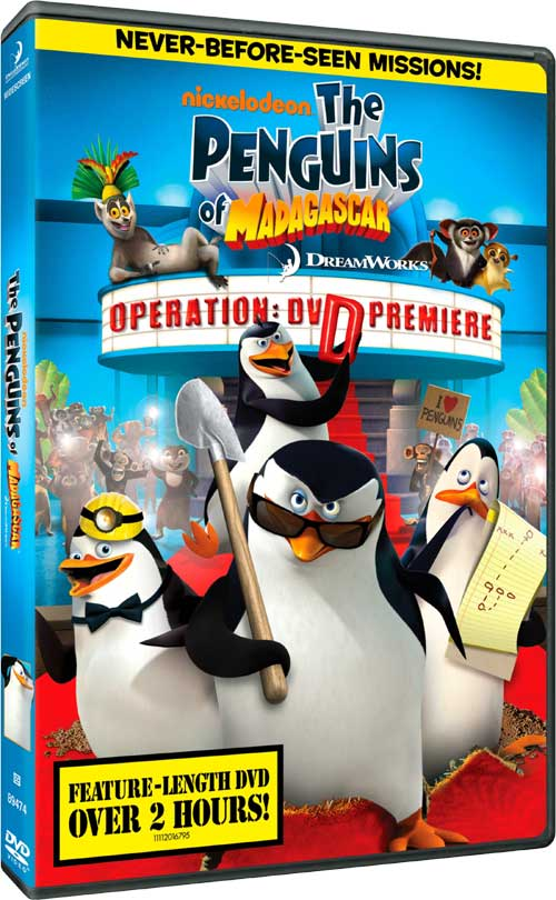 The Penguins Of Madagascar : Happy Julien Day FRENCH BDRip [MULTI]