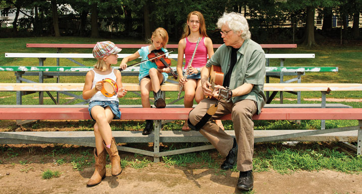 Chip Taylor and the Grandkids