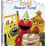 la la la la, la la la la, Elmo's World