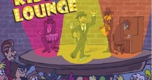 """Groovy David, """"Kiddie Lounge"""""""