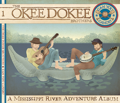 "Okee Dokee Brothers, ""Can You Canoe?"""