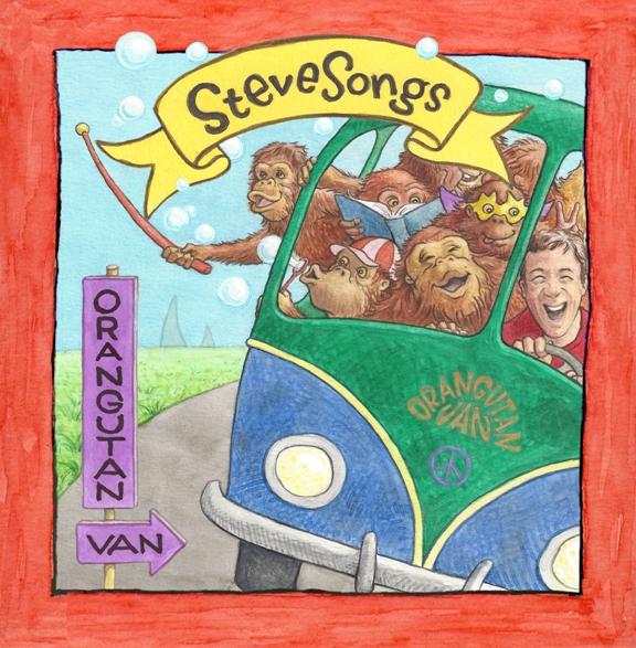 Orangutan Van cover art  300dpi