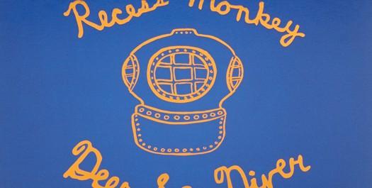 DEEP SEA DIVER Cover Art Recess Monkey